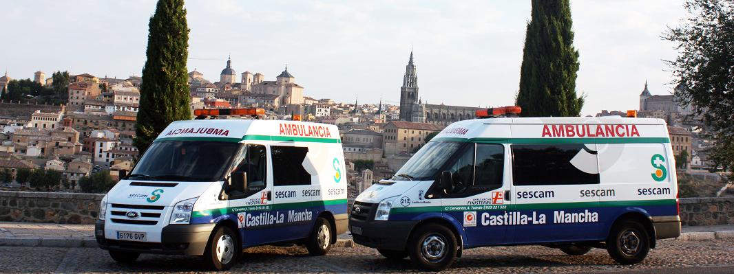 Servicios de Ambulancias Finisterre