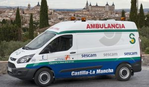 Ambulancia Clase A1