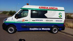 Ambulancia Clase A2