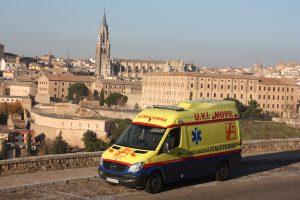 Ambulancia Clase C