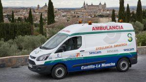 Ambulancia Bariátrica