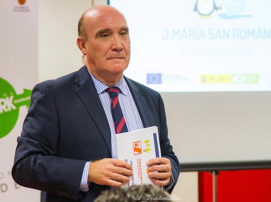 Presidente Fundación CCM